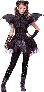 California Costumes Victorian V&iress Tween Costume Large  sc 1 st  Amazon.com & Amazon.com: Amscan Teen Girls Midnight Vampire Costume - Large: Toys ...