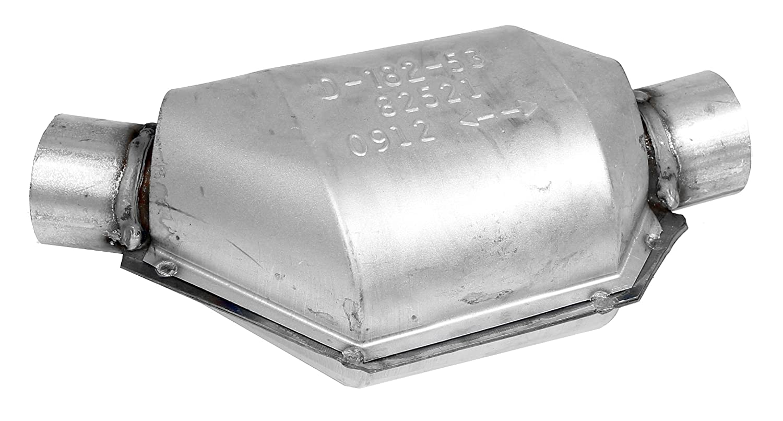 Vintage Parts 558133 71 4DOOR White Stamped Aluminum European License Plate