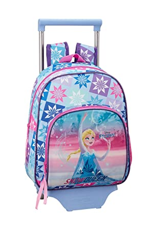 "Frozen ""Ice Magic"" Oficial Mochila Infantil Con Carro ..."