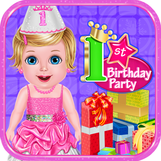 My First Birthday Party -
