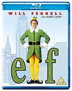 Elf [Blu-ray] [2003]