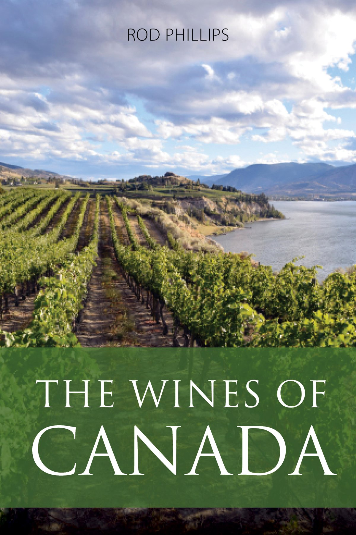The Wines Of Canada  The Infinite Ideas Classic Wine Library