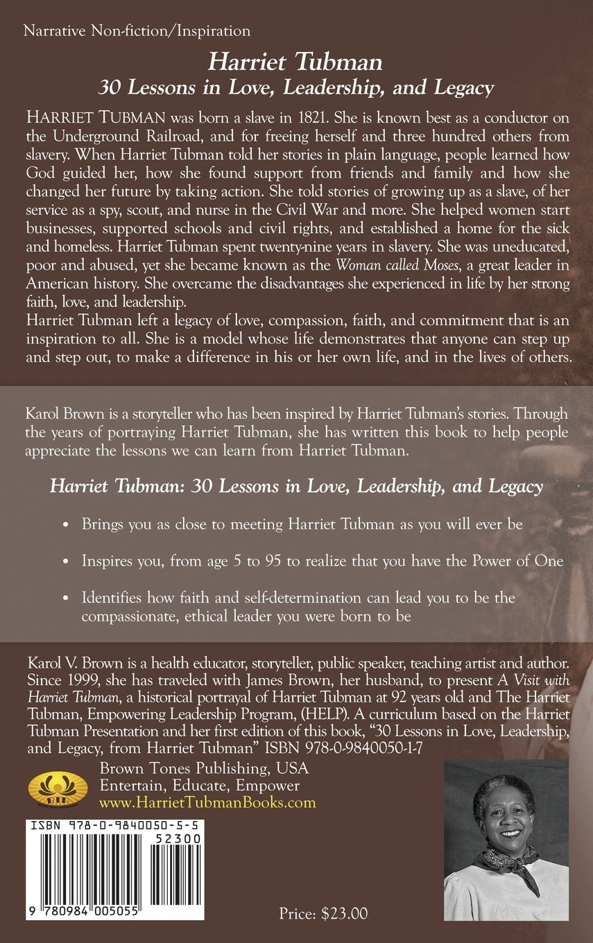 Servant Leadership Quotes by Harriet Tubman