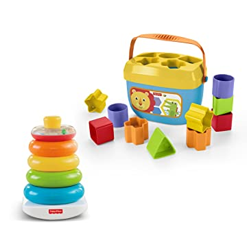 best Fisher-Price Baby's First Blocks reviews