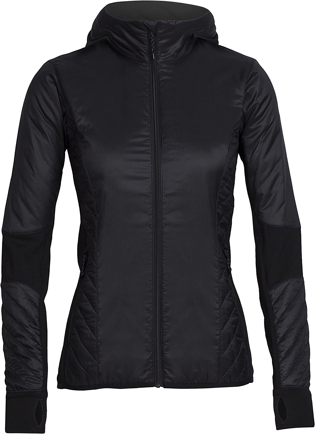 New Zealand Merino Wool 103431406M Icebreaker Merino Helix Jacket