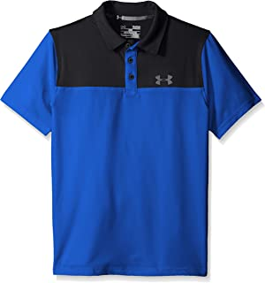 32c68446 Under Armour Boys Match Play Polo: Amazon.co.uk: Clothing