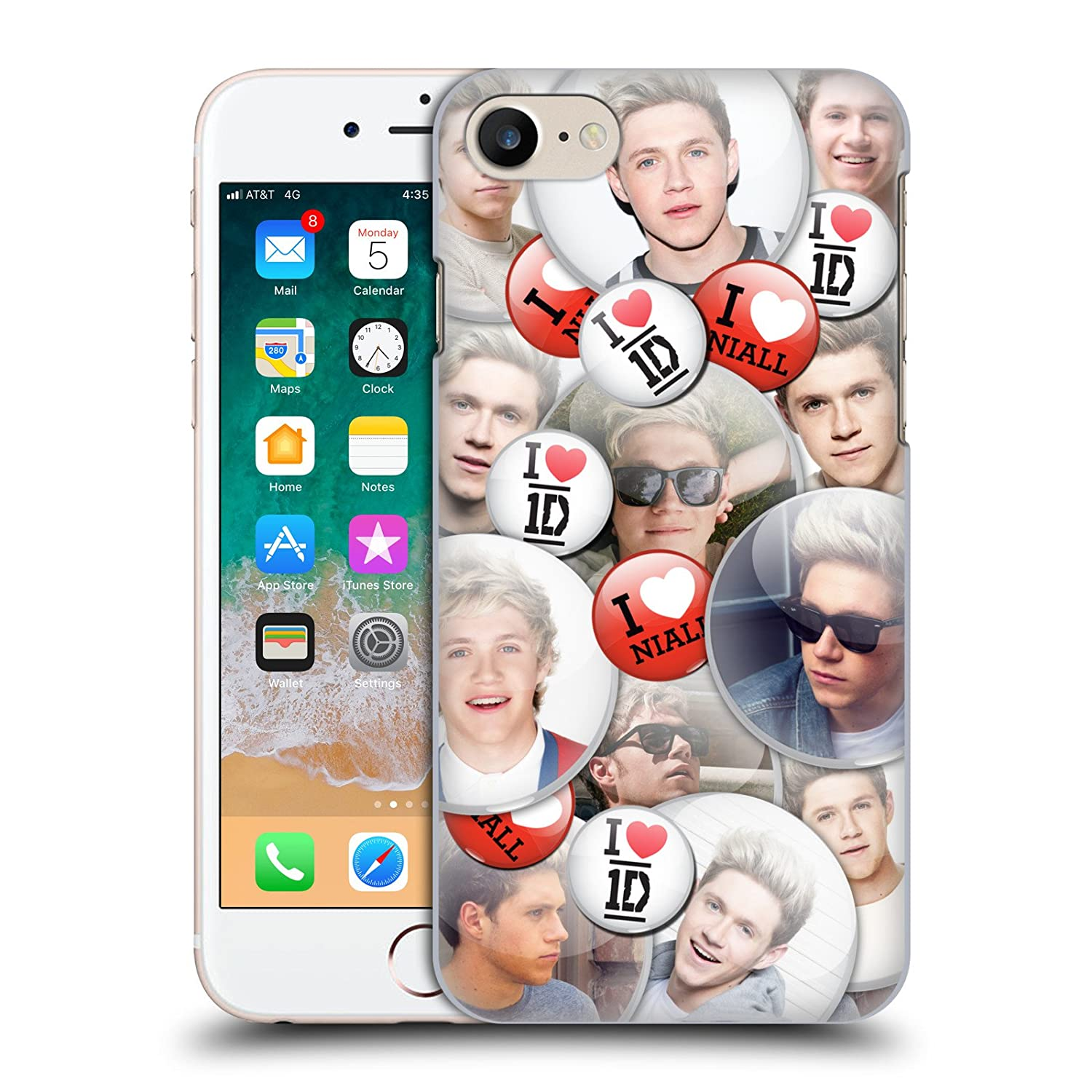a5a8cd3f4 Official One Direction Niall Horan Button Pins Hard  Amazon.co.uk   Electronics