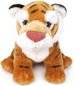 VIAHART Theodore The Baby Malayan Tiger | 13 Inch Large Tiger Stuffed Animal Plush Cat | by Tiger Tale Toys