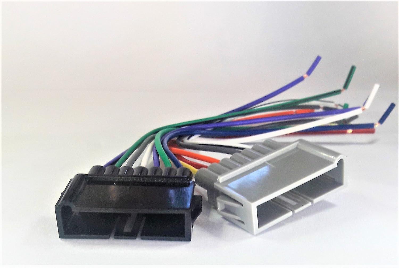 93 dodge truck speaker wiring amazon com carxtc radio wire harness installs new car stereo fits  wire harness installs new car stereo