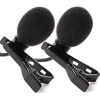 IK Multimedia IP-IRIG-MICLAVDUAL-IN Vocal Condenser Microphone