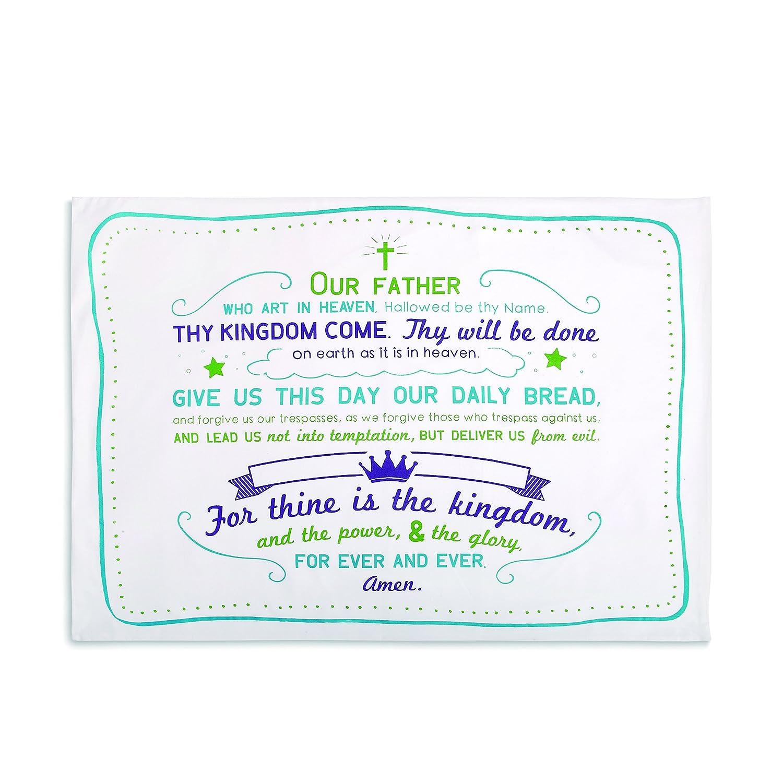 DEMDACO The Lord's Prayer Pillowcase 2020160130