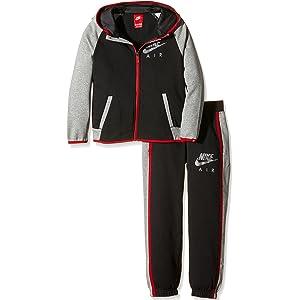 Nike B NSW TRK Pac Poly Chándal, Niños, Gris (Anthracite/Cool Grey ...