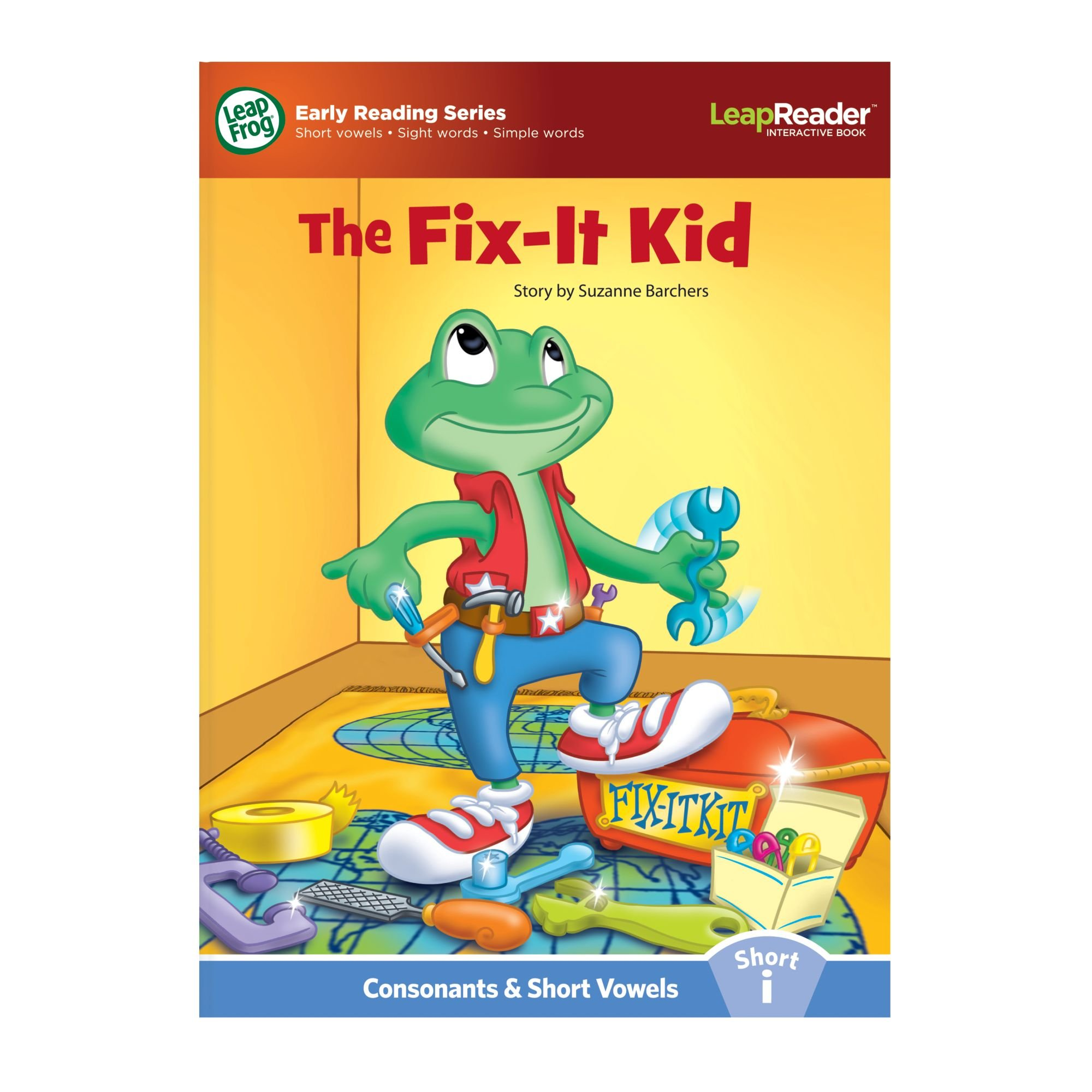 LeapFrog LeapReader Learn to Read, Volume 1 (works with Tag) by LeapFrog (Image #5)