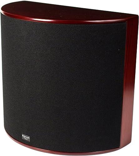 Klipsch WS-24 Icon W Series Furniture-Grade Surround Speaker Cabernet, Each Discontinued by Manufacturer