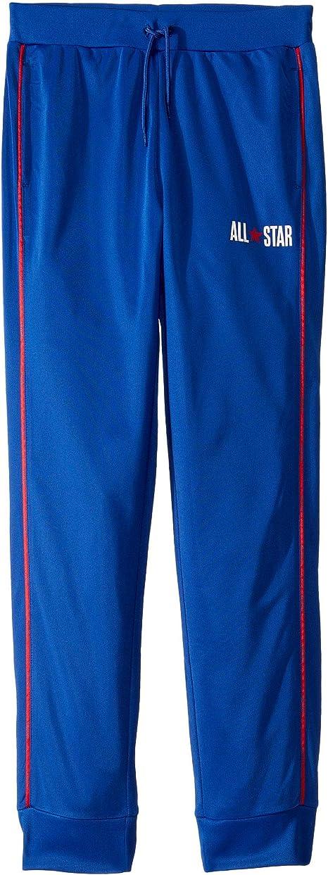 Presta atención a Ciencias Vegetales  Converse Kids Boy's Logo Trim Track Jogger Pants (Big Kids) Converse Blue  SM (7-8 Big Kids): Amazon.es: Ropa y accesorios