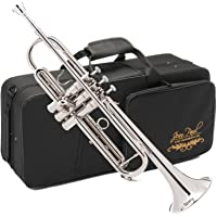 Jean Paul USA TR-330N Trumpet, Standard Nickel