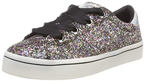 Skechers Hi Lite-Glitz-n-Glam, Zapatillas para Niñas: Amazon.es: Zapatos y complementos