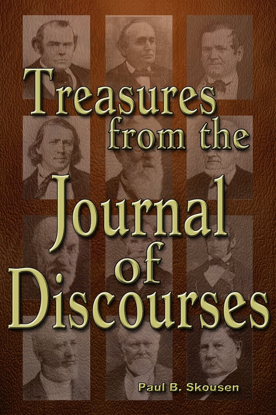 Treasures from the Journal of Discourses pdf epub