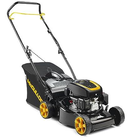 mcculloch petrol lawn mower manual