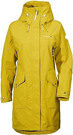 Didriksons 1913 Damen Parka gelb 42  Amazon.de  Bekleidung dfcac4543c