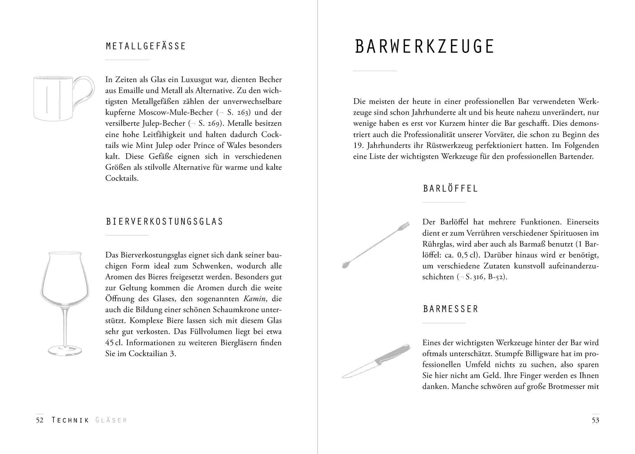 Cocktailian: Das Handbuch der Bar: Amazon.de: Helmut Adam, Jens ...