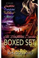 The Temptation Series: (The Brylexis Story): Temptation, Satisfaction, Fulfillment, Attainment Kindle Edition