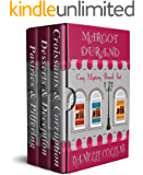 Margot Durand Cozy Mystery Boxed Set: Books 1 - 3 (English Edition)