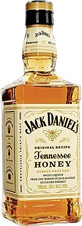 Color ámbar amarillo,En nariz se aprecia un ligero aroma de miel con notas de caramelo,carbón y la m