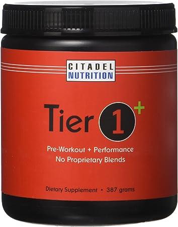 Tier 1 Plus Pre Workout