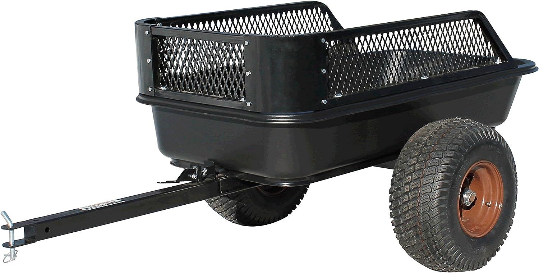 MotoAlliance Impact Implements ATV/UTV Heavy Duty Utility Cart, Cargo Trailer- 1500lb Capacity