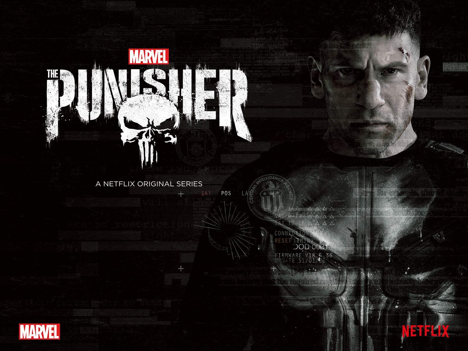 Amazoncom Marvels The Punisher Season 1 Amazon Digital