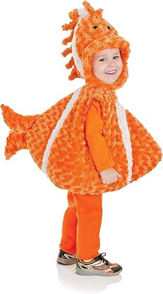 Amazon.com: Underwraps disfraz de Big Mouth pez payaso ...