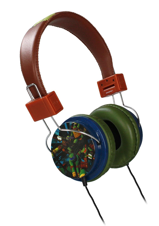 Sakar Mutant Ninja Turtles Design 35165 - Auriculares ...