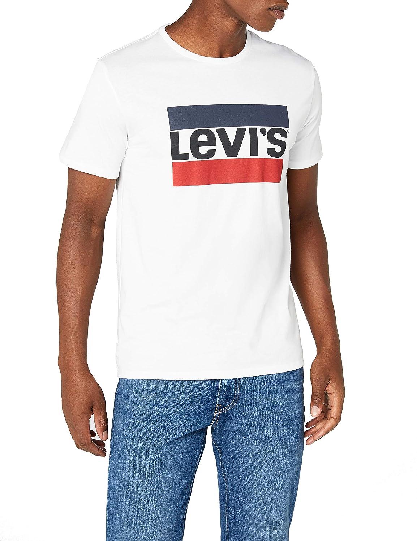 Levis Sportswear Logo Graphic, Camiseta para Hombre: Amazon.es: Ropa y accesorios