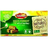 Harris - FEU41 - Allume-Feu - 72 Cubes - Boite Distributrice