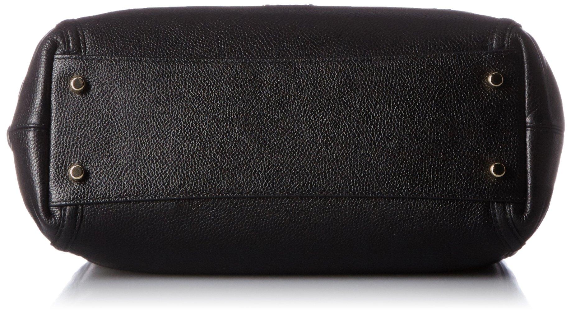 COACH Women's Turnlock Edie LI/Black Shoulder Bag by Coach (Image #4)