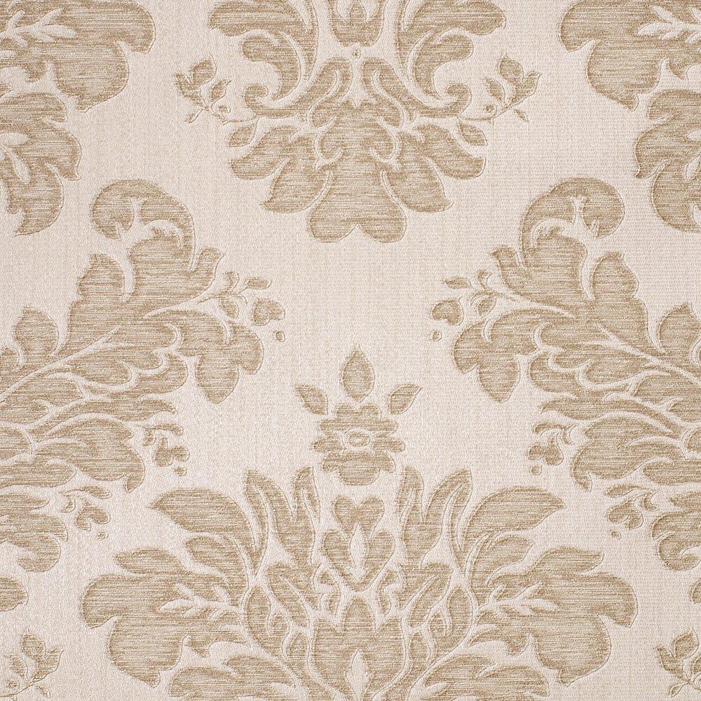 ルノン 壁紙34m フェミニン ダマスク グレー パターンタイプ RH-9663 B01HU4GDDG 34m|グレー