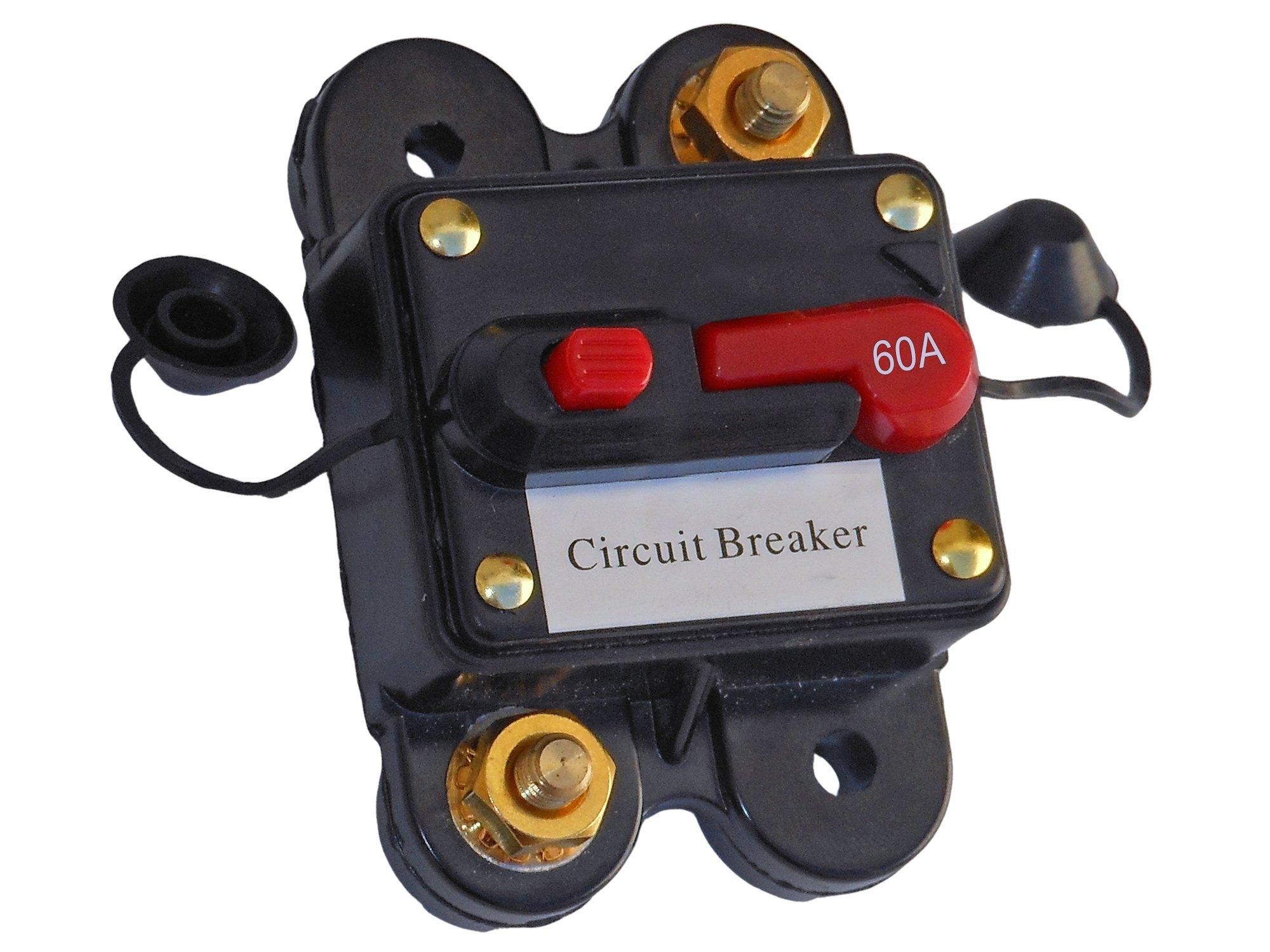 Five Oceans Marine circuit breaker (60amp) for Anchor Windlass - BC 3295