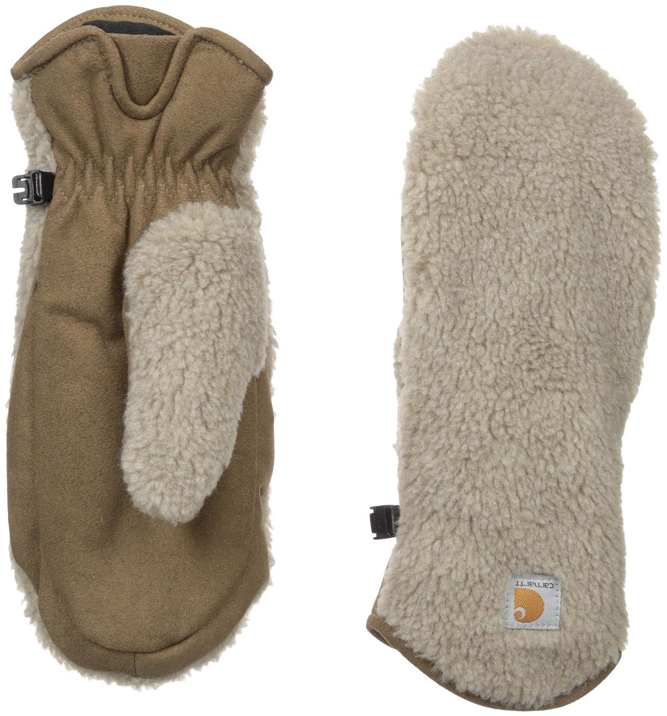 40ac53e05 Carhartt womens Sherpa Mitt Cold Weather Gloves