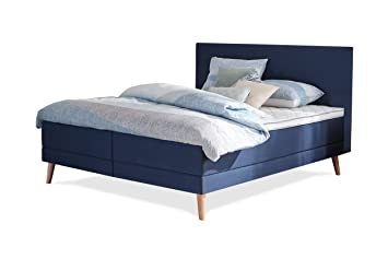 Topmatras Swiss Sense.Amazon De Swiss Sense Home 166 Designer Boxspringbett