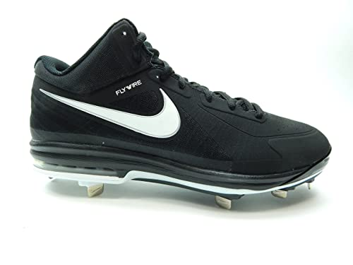 online store 09465 b043e Nike Men s Air Max MVP Elite 3 4 Metal Baseball Cleats (Black White, 8 D(M)  US)  Amazon.ca  Shoes   Handbags
