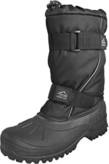 CN Outdoor Arctic-Boots inkl. Thermo-Innenschuh Schwarz 35/36 3RDj3Swgl
