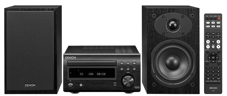Amazoncom Denon D M41 Home Theater Mini Amplifier And Bookshelf
