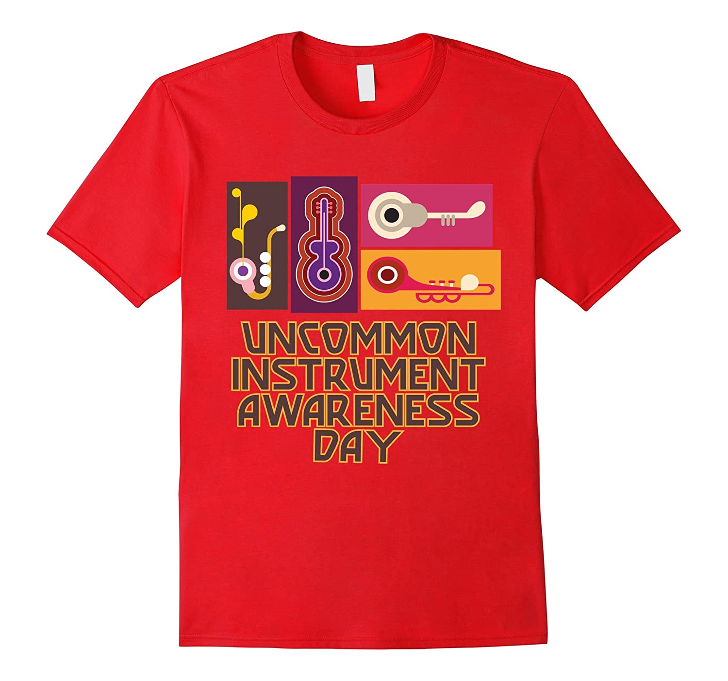 31st July - Uncommon Instrument Awareness Day Shirt-BN