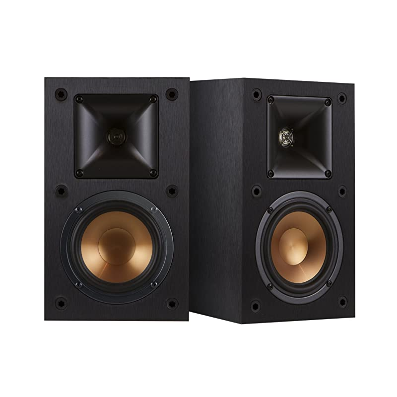 Klipsch R-14M 4 Inch Bookshelf Speakers