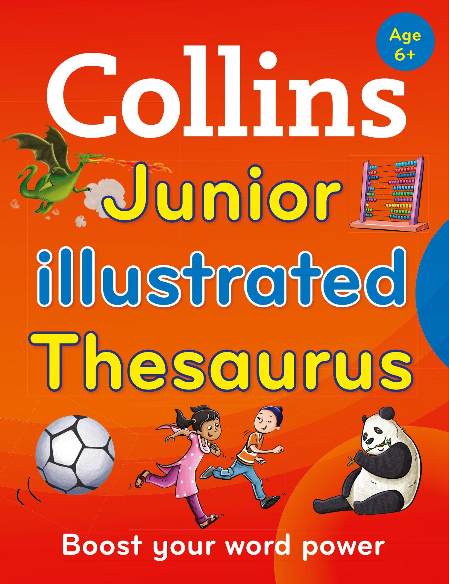 Collins Junior Illustrated Thesaurus (Collins Primary Dictionaries) (English Edition)