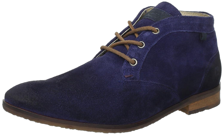 Kost Klou5 Klou5_Marine - Botas de terciopelo para hombre, color azul, talla 45