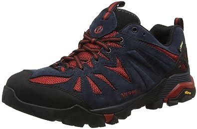 Merrell Capra Gore-Tex, Zapatos de Low Rise Senderismo para Hombre: Amazon.es: Zapatos y complementos