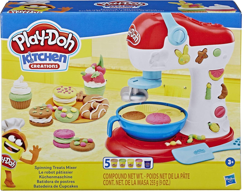 Le Robot Pâtissier Play Doh en promotion