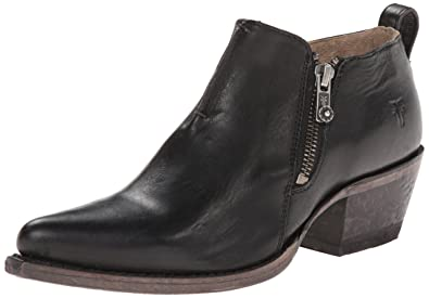 Women's Sacha Moto Shootie Suede Boot